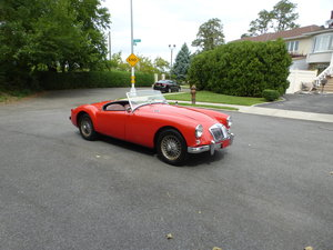 Picture of 1957 MG A 1500 Roadster Nice Driver For Sale