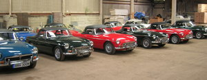 Picture of 1972 MG B GT, 1967-1973, Choice of 6 For Sale