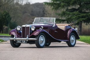 Picture of 1952 MG TD 1250 – LHD For Sale by Auction