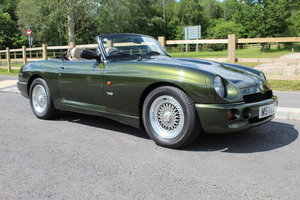 Picture of 1995 MG RV8 Roadster 3 Owners in the UK from 2002 For Sale