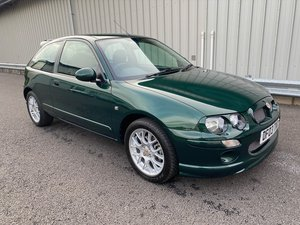 Picture of 2003 03 MG ZR 1.4 105 3D 102 BHP WITH JUST 4K MILES SOLD