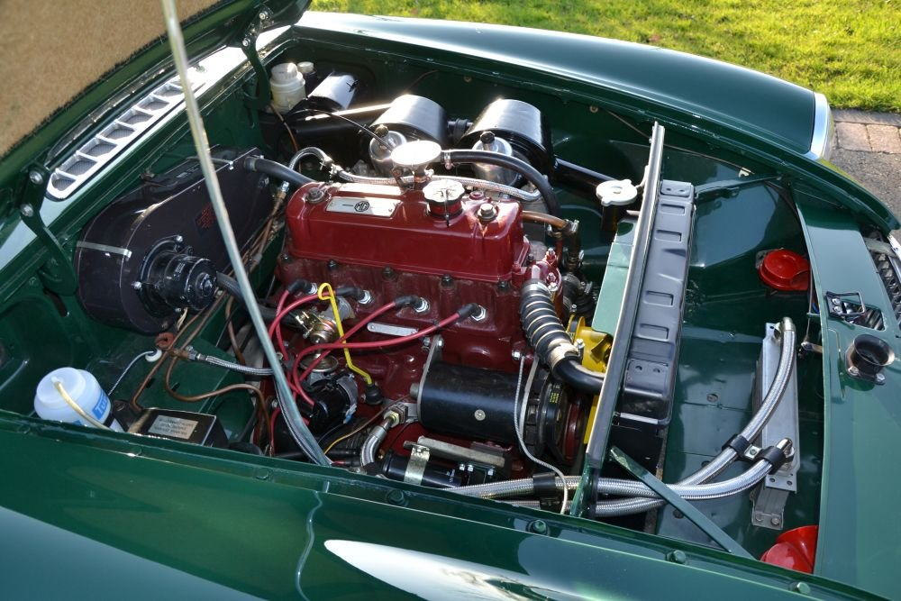 1963 MG B Roadster For Sale (picture 11 of 12)