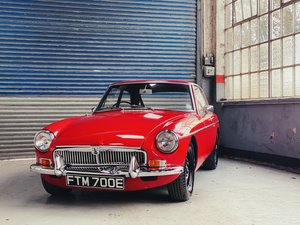 Picture of 1967 MGB GT For Sale
