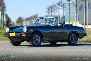Picture of 1977 Excellent MG  Midget 1500 (LHD) For Sale