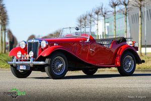 Picture of 1953 very good MG TD with 5 speed gearbox (LHD) For Sale