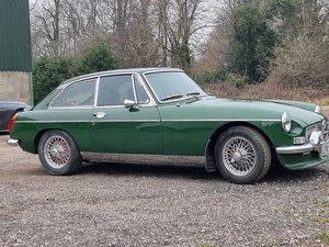 Picture of MG B GT, 1980, British Racing Green SOLD