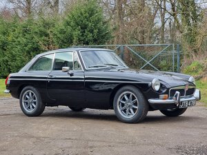 Picture of MG B GT, 1972, Black For Sale