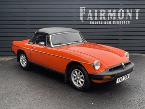 Picture of 1981 MG B Roadster For Sale