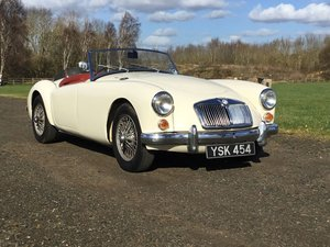 Picture of 1960 MGA 1600  Roadster - Fabulous Example 5 Speed Box For Sale by Auction