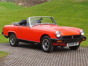 Picture of 1979 MG Midget 1500 For Sale by Auction