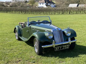 Picture of 1955 MG TF - 1500 - in very good condition SOLD