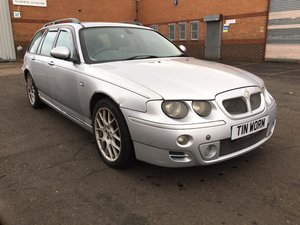Picture of 2002 Starlight Silver MG ZTT 2.0 diesel, Automatic Estate For Sale