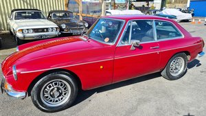 Picture of 1973 MGB GT V8 Conversion in Damask For Sale