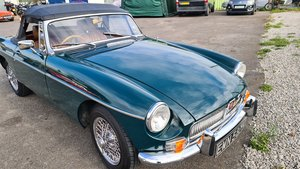 Picture of 1972 MGB Roadster, professional rebuild For Sale
