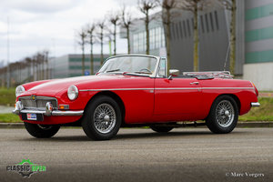 Picture of 1970 Nice MGB roadster with Overdrive (LHD) For Sale