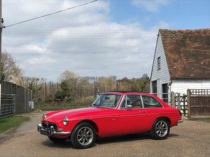 Picture of 1974 MGB GT V8, factory car, restored For Sale