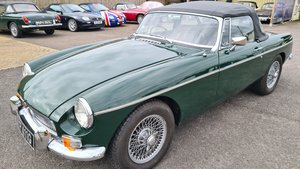 Picture of 1969 MGB MK2, in BRG For Sale