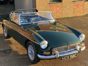 Picture of MGB Roadster mk1, 1965 in BRG For Sale