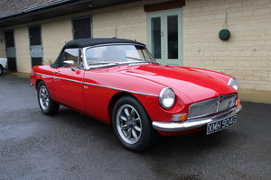 Picture of 1968 MG B ROADSTER 3.5 V8 5 SPEED For Sale