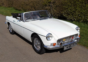 Picture of 1973 MGB Roadster SOLD