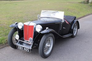 Picture of MG TA 1938 - To be auctioned Friday 30th July 2021 For Sale by Auction