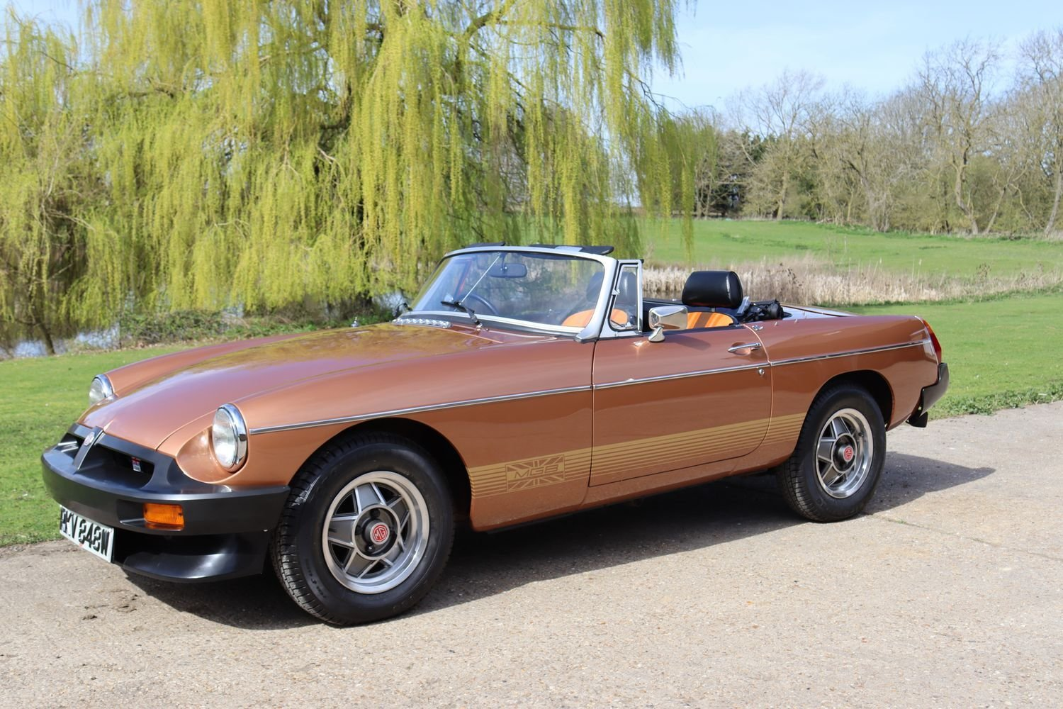 Picture of 1981 (W) MGB LE Special Edition Roadster For Sale