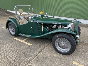 Picture of 1949 MG TC 9006 Updraught Special For Sale