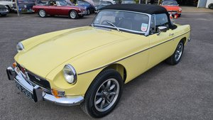 Picture of 1973 MGB V8 Roadster to Concours standard, 52K Build cost For Sale