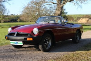 Picture of 1980 MGB Roadster For Sale