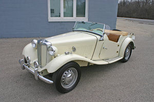 Picture of 1952 MGTD For Sale