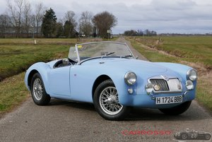 Picture of 1956 MGA Roadster equipped with a 5-speed manual gearbox For Sale