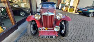 Picture of 1937 MG TA 1936, EX USA CAR For Sale