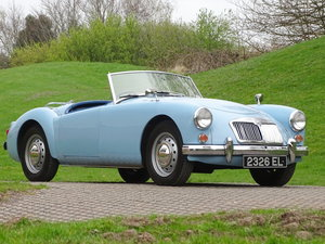 Picture of 1959 MG A 1600 Roadster For Sale by Auction