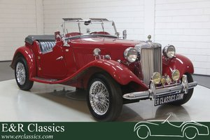 Picture of MG TD Cabriolet | Restored | 16 Years 1 owner | 1953 For Sale