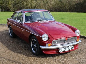 Picture of 1974 MG B GT V8 at ACA 1st and 2nd May For Sale by Auction