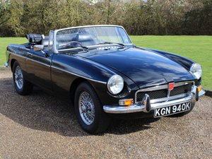 Picture of 1971 MG B Roadster at ACA 1st and 2nd May For Sale by Auction