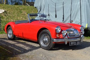Picture of 1958 MG A 1500 Roadster For Sale by Auction