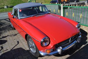 Picture of 1965 MG B Roadster For Sale by Auction