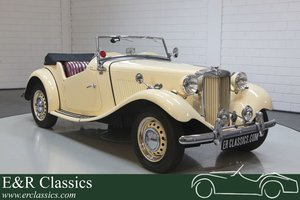 Picture of MG TD | Matching Numbers | Cabriolet | 1953 For Sale