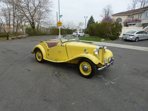 Picture of 1952 MG TD Roadster Nicely Presentable - For Sale