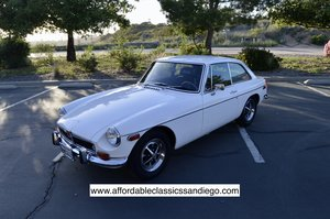 Picture of 1973 MGB GT SOLD
