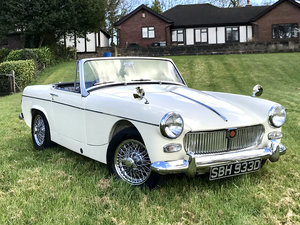 Picture of 1966 MG Midget Restored Ivor Searle Engine For Sale