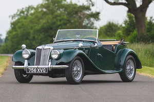 Picture of 1954 MG TF1500 For Sale by Auction