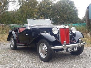 Picture of 1952 MG TD Midget For Sale by Auction