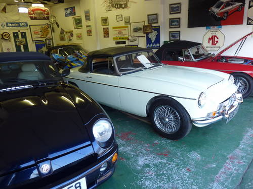 1966 YOUR MG WANTED TO PURCHASE BY AN MGOC RECOMMENDED SHOWROOM. Wanted (picture 1 of 3)