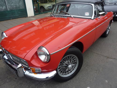 1966 YOUR MG WANTED TO PURCHASE BY AN MGOC RECOMMENDED SHOWROOM. Wanted (picture 3 of 3)