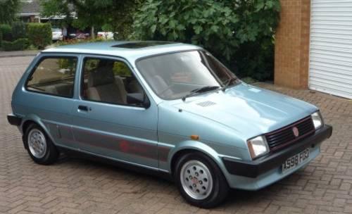 1983 Original Mk1 Mg Metro 1300 41k Full History Sold Car