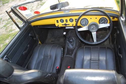 1978 MG Midget  Jersey Classic Hire . com For Hire (picture 2 of 6)