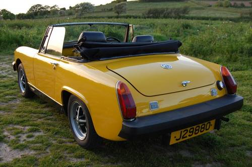 1978 MG Midget  Jersey Classic Hire . com For Hire (picture 3 of 6)