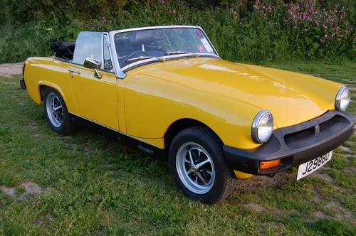 1978 MG Midget  Jersey Classic Hire . com For Hire (picture 4 of 6)